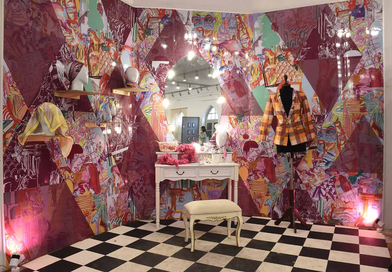 Textile Design National College Of Arts Nca
